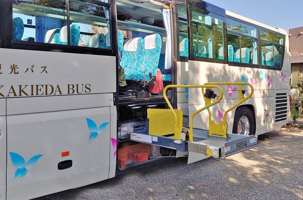リフト付バス