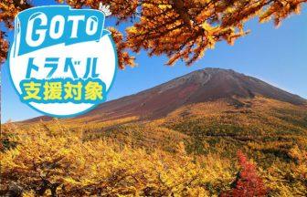 富士山紅葉メイン画像
