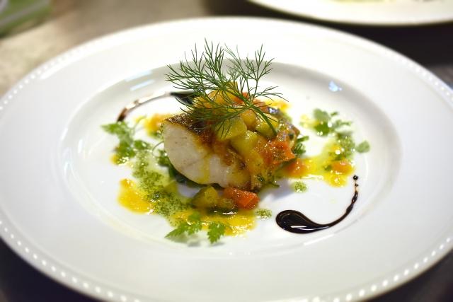 フランス料理イメージ